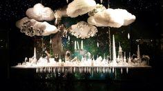 Festive season @ de Bijenkorf Den Haag, Frozen