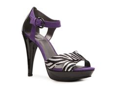 G BY GUESS Hallow Sandal...not that i wear shoes like this alot butjust might need them for my new purple maxi