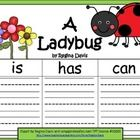 $ - Here are 3 graphic organizers to use when reading and writing about a ladybug.     I gave you the option of either printing in color or  black and wh...