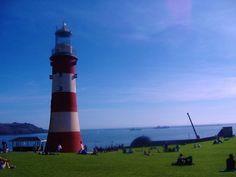 Plymouth Hoe, Devon