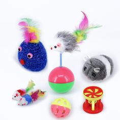 RIO Direct Cat Toys Kitten Toys Variety Pack Cat Tunnel Interactive Feather Toy Cat Feather Teaser Wand Fluffy Mouse Crinkle Balls and Bells 20 Pack Gift Set for Cat Puppy Kitty -- Check out the image by visiting the link. (This is an affiliate link) Kitten Toys, Cat Toys, Cat Cages, Cat Tunnel, Cool Cats, Teaser, Wands, Cats And Kittens, Rio