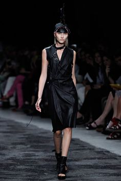 A.F. Vandevorst Spring 2012 Ready-to-Wear Collection Photos - Vogue