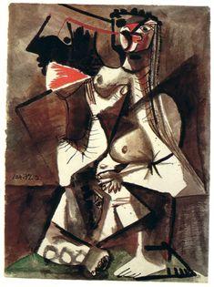 1972 Pablo Picasso