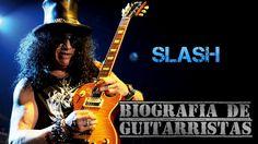 Biografía de Guitarristas: Slash (Español)