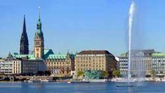 Hamburg, Germany home of our German exchange daughter.