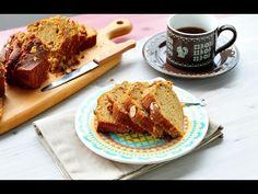 따뜻한 커피와 함께~모카 파운드케이크 만들기(Mocha Pound Cake,꼬마츄츄)