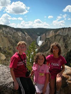 Planning a National Park Vacation with Kids