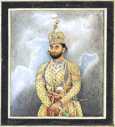 Mirza Zaheeruddin alias Mirza Mughal, son of Bahadur Shah Zafar