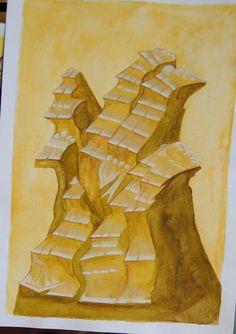 Sacred Heart, Byzantine, Ikon, Style Icons, Rocks, Architecture, Drawings, Nature, Painting
