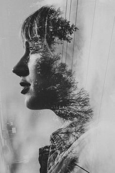 Using Multiple Exposures to Create Abstract Photographs - Portraitfotografie Artistic Photography, Creative Photography, Landscape Photography, Portrait Photography, Dream Photography, White Photography, Theme Tattoo, Fotos Strand, Multiple Exposure Photography