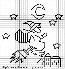 Befana-blackwork