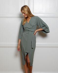 Mira Wrap Dress