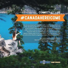 It's that time of year again folks! As the summer camp season is just around the corner we want to see how you are preparing! Take some photos and tag them with #CanadaHereICome for a chance to be featured across our entire social network