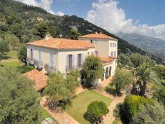 La Pausa, Coco Chanel's Villa on French Riviera. It's for sale...