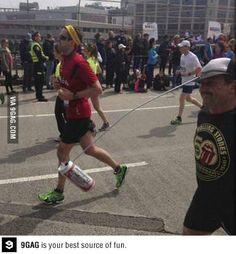 Motivatie om te rennen