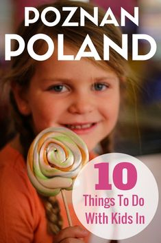10 Things To Do With Kids In Poznan, Poland. Includes Porta Poznania, Old Market Square, Rogal's Museum, Maltanka Park Railway,  New Zoo (Ogród Zoologiczny), Termy Maltanskie, BonBon Café, Citadel Park, Malta Lake & Ski and Galeria Malta Shopping Mall. TRAVEL WITH BENDER | Family Travel in Poland made easy.