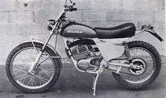 Gilera 75cc-1973.