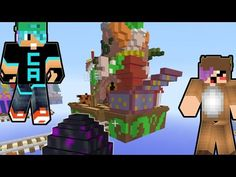 Minecraft / Egg Wars New Fireplace Map / Radiojh Audrey Games - YouTube