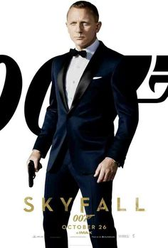 3530f2a2ff James Bond SkyFall Tuxedo  class A swag