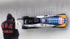 When I was a breakman (in the back of the sled).. World Championships 2011 Konigssee Germany