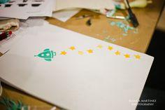 Blanca Martinez Photography: Taller de carvado de sellos con las I do Proyect!!