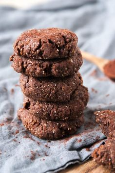 Healthy Cookies, Healthy Sweets, Healthy Snacks, Baked Chips, Vegan Cake, Vegan Baking, Family Meals, Food Inspiration, Vegan Recipes