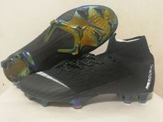 huge selection of 41637 b6e8d Cool Nike Mercurial Superfly VI 360 Elite FG Soccer Cleats -  Black Gold White