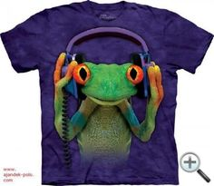 Take a look at this Purple DJ Peace Tee - Toddler & Kids by The Mountain on today! Green Companies, Big Face, Frog T Shirts, Tee Shirts, Merida, Graphic Tees, Shirt Designs, T Shirts For Women, Purple