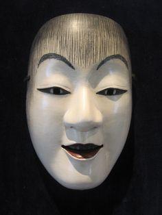 NOH | Noh Masks | Doves in Kakegawa