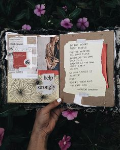 Beautiful art journal.. .