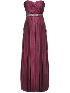 Dark Roseberry / Wine Red Monique Tulle Maxi Dress Wear it 8 Ways! Forever New, All Brands, Evening Gowns, Snow White, Tulle, Bridesmaid, Wine, Formal Dresses, Dark