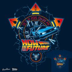 """""""Flash Back"""" by CappO 2015 is the future according to Back to the Future II The Future Movie, The Future Is Now, Loli Kawaii, Bttf, Geek Gadgets, Nerd Herd, Supergirl And Flash, Funny Tee Shirts, About Time Movie"""