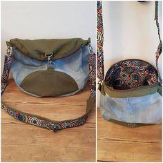 Emilie DA SILVA sur Instagram: Sac Limbo de @patrons_sacotin en jean recyclé et coton vintage #couture #sacotin #sacenjeansrecyclé #merceriedescreateurs