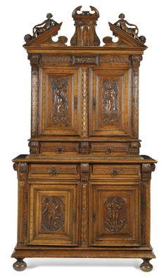 24 idees de style louis xiii mobilier