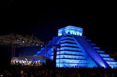 piramide maya de chichen itza - Buscar con Google