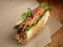 Recipe: Banh mi with grilled pork