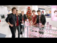 """One direction Macy's commercial - Hairstyle - Macy's presents """"What's in Store?"""" TV AD One direction Macy's commercial Christmas black Friday sales One Direc. One Direction Gif, Macys Black Friday, Friday Video, All That Matters, Tv Ads, 1d And 5sos, Change My Life, Haha, Hilarious"""