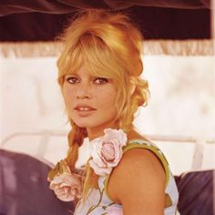 Brigitte Bardot's 5 Most Iconic Hairstyles