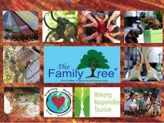 Bienvenue à 'The Family Tree'… L'Arbre Généalogique   La boutique Family Tree propose un artisanat authentique entièrement fait à la main par des artisans et artistes thaïlandais.