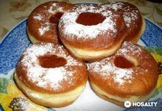 80s Makeup Tutorial, Hungarian Recipes, Churros, Fresh Herbs, Doughnut, Donuts, Food To Make, Favorite Recipes, Sweets