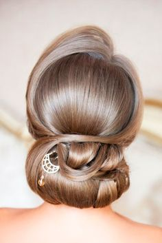 24 Mother Of The Bride Hairstyles ❤ We are offering some popular creative ideas with long, short and middle hair for mother of the bride hairstyles. See more: http://www.weddingforward.com/mother-of-the-bride-hairstyles/ #weddings #hairstyles