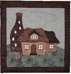 The house (block 9) - jap.