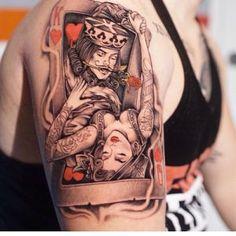 Лучшие тату за март 2018 года от tattoo-sketches.com (60 фото) Dope Tattoos, Badass Tattoos, Skull Tattoos, Unique Tattoos, Beautiful Tattoos, Body Art Tattoos, Sleeve Tattoos, Tattoos For Guys, Tattoo Ideas