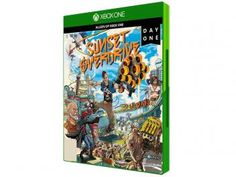 Sunset Overdrive - Day One para Xbox One - Insomniac Games