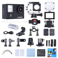 Wifi Ultra Hd Waterproof Diving Sports Dv Camcorder.. Camcorder Action Camera Leadtry 4k