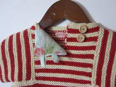 handmade breton stripe.
