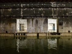 Base marine de Bordeaux