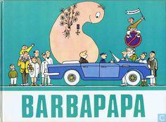 Barbapapa (1971) - Annette Tison & Talus Taylor