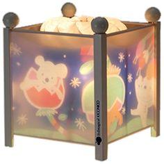 #puericultura itsImagical – Kiconico Lamp-Carrousel, lámpara proyector (Imaginarium 75220)