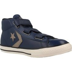 musthave Converse star player 3v jongens sneakers (Blauw)